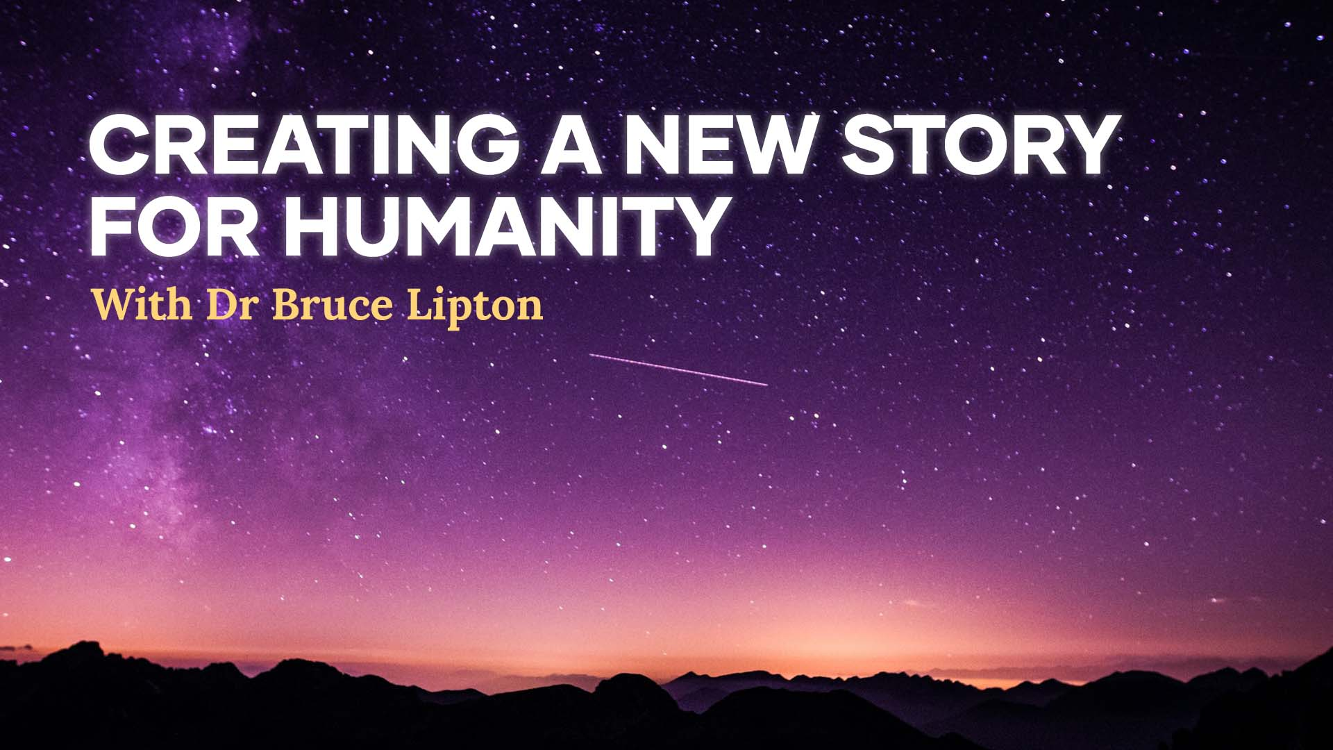 New Story for Humanity