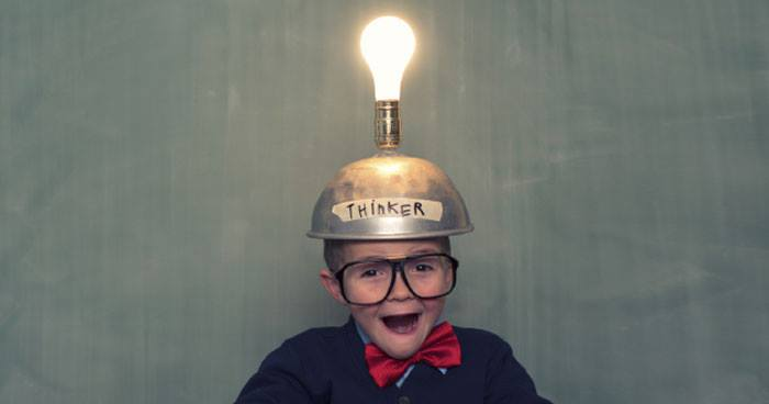 Why do some people have ideas that have never been thought of before?