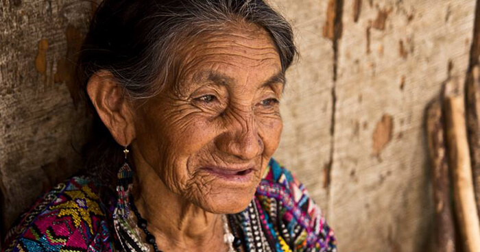 Should the elderly be more closely integrated into our society and families, like in indigenous societies?