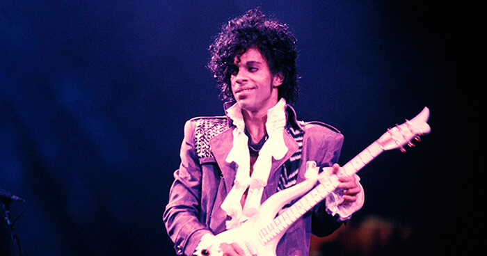 Famous artists, like Prince, struggled with severe depression or crippling physical pain.