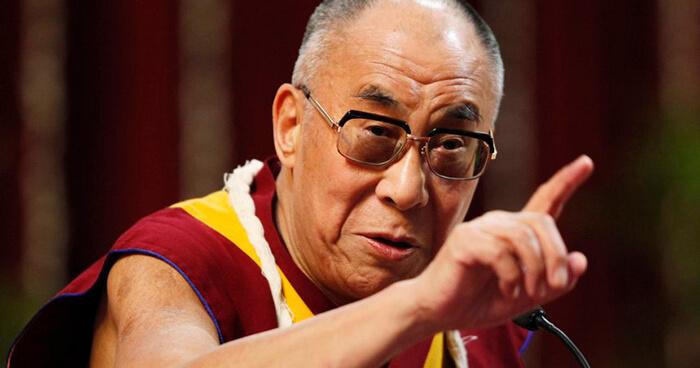 The Dalai Lama on anger