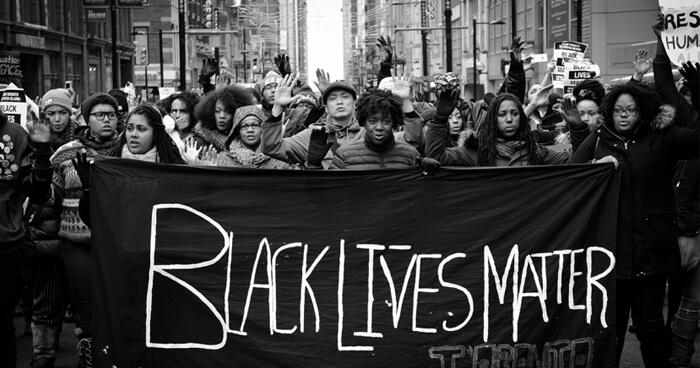 Black Lives Matter promotes equality for ALL