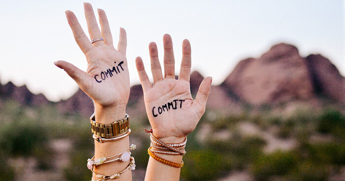 Honoring your commitments