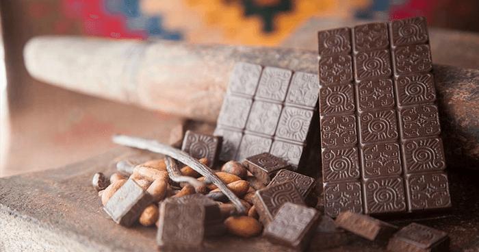 Organic raw cacao