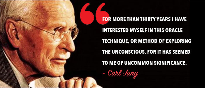 The great psychotherapist and psychiatrist, and the founder of Analytical Psychology, Carl Jung.