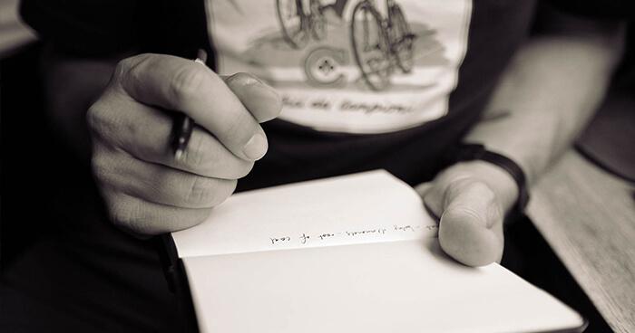 Free-Flow Writing