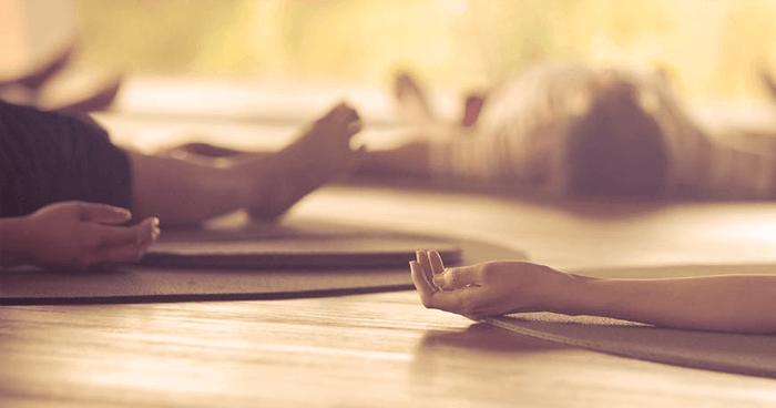 Meditation rest