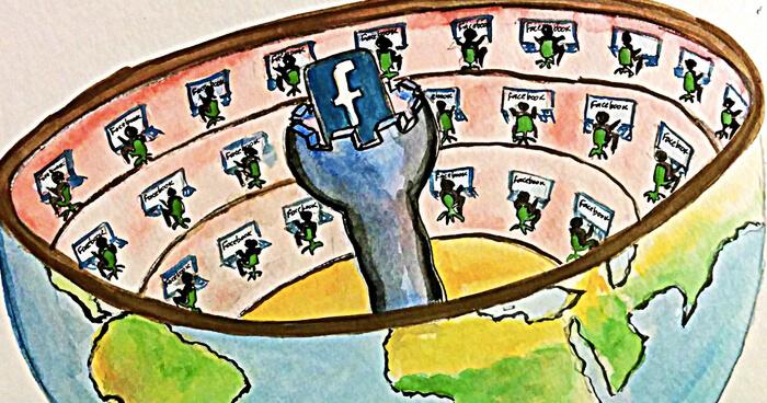 Using social media for change