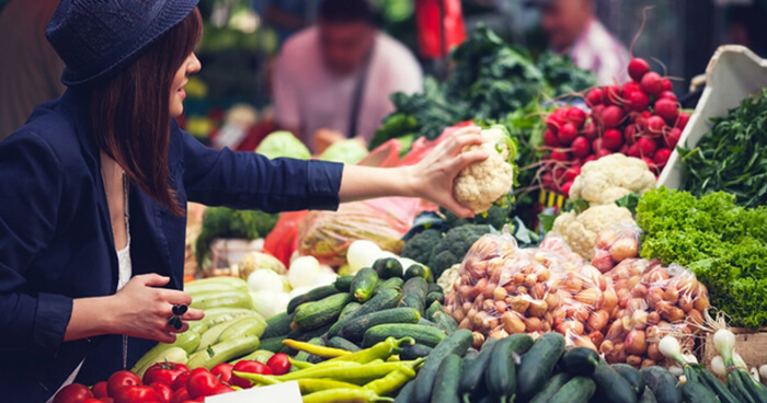 Small, diversified farms produce more food than big ones