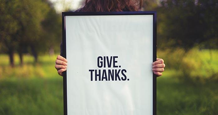Appreciate momentarily