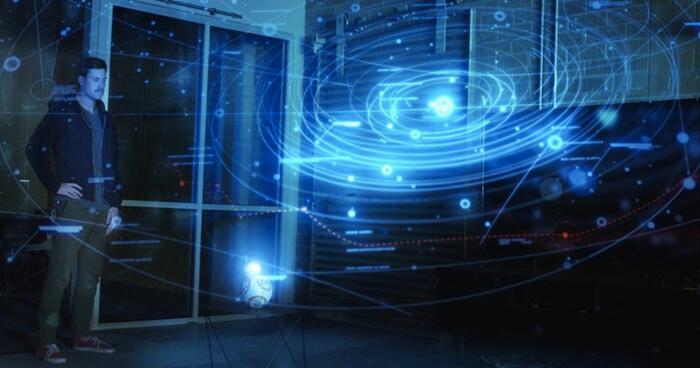 Holograms demonstrate quantumentanglement
