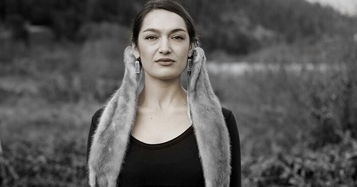 Sinéad Talley (Karuk and Yurok)