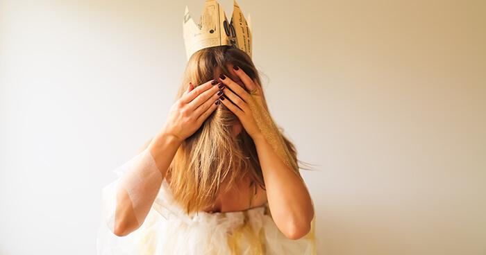 Self-esteem is ego-driven