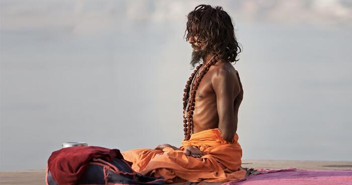 What makes someone a yogi