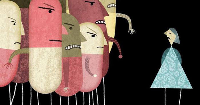 Avoid harmful interactions