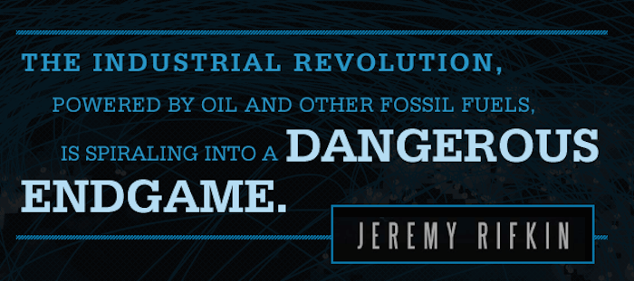 Jeremy Rifkin Quote