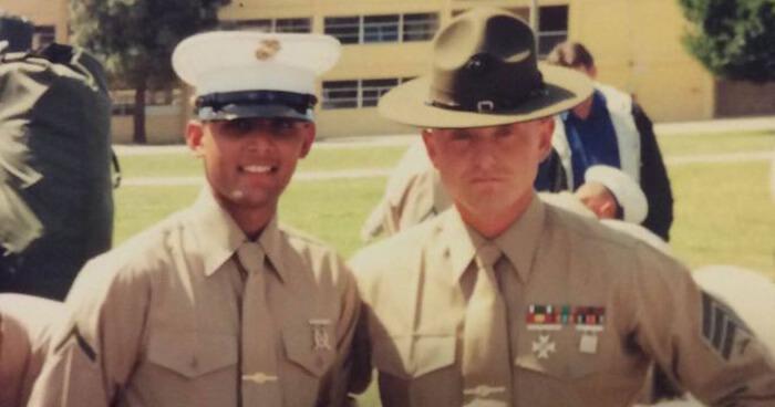 The Muslim Marine