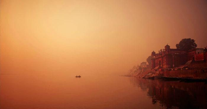 Reflection upon Ganges