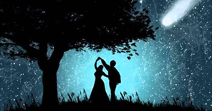 The fairy tale Dream Lover