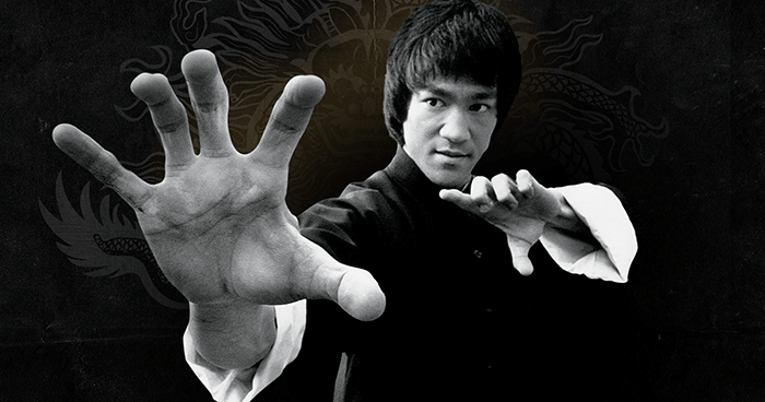Bruce Lee was a famous martial artist, movie star and social icon.