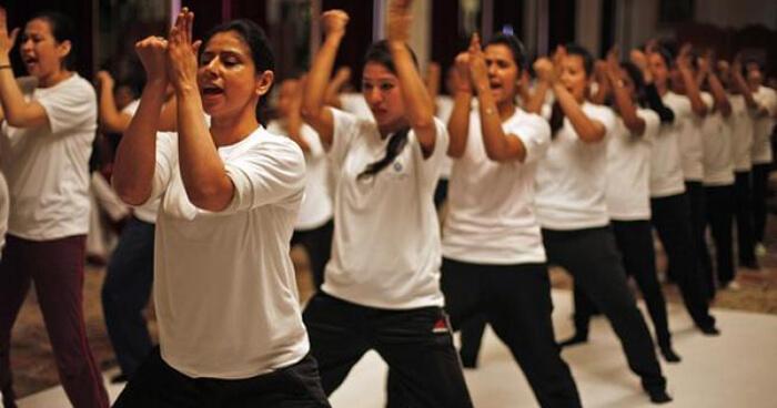 Women's empowerment training