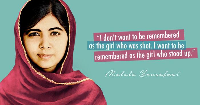 An inspiring advocate for feminism