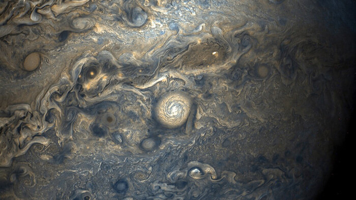 Jupiter's storms