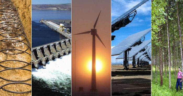 Renewables at our fingertips