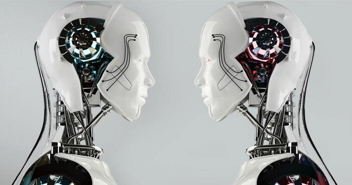 Hyper-intelligent machines for evolution