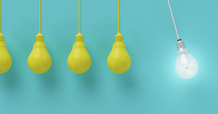 Developing ideas requires not always conforming to societal expectations..
