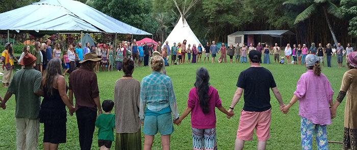 Community Raises Children