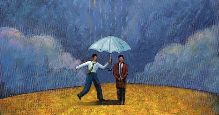 Care creates resilience