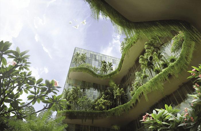 Skygardens in Singapore