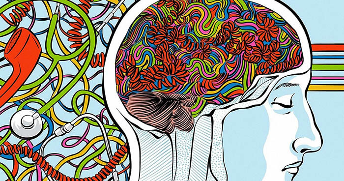 Mental health and the vagus nerve