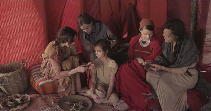 The Red Tent provided a place for women to recalibrate, incubate, dream, slow down and reconnect, during their moon time.