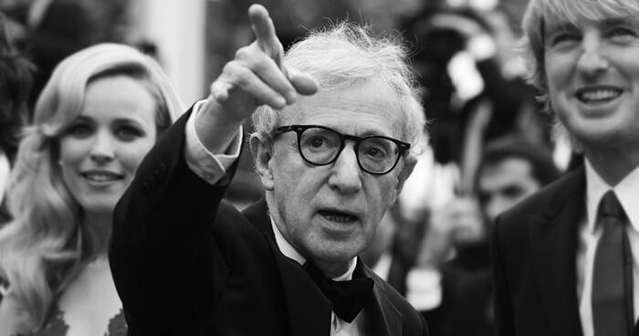 Woody Allen is Vata.