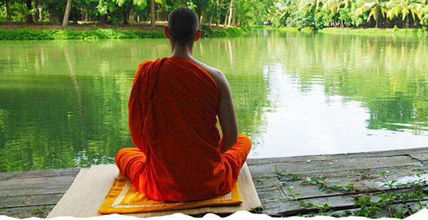Tibetan monks had excellent health despite their advanced age