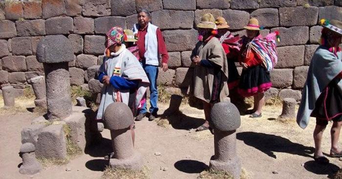 Chucuito fertility shrine