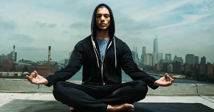 We might be drawn to meditation because we want more out of life and ourselves.