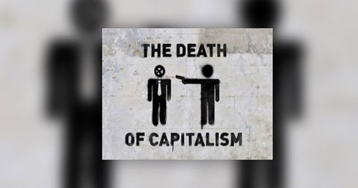 It is not humanity, then, that is doomed—it is industrial capitalism