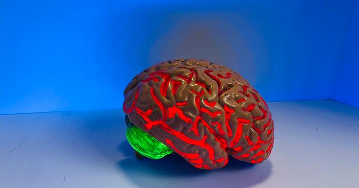 Chanting improves brain performance