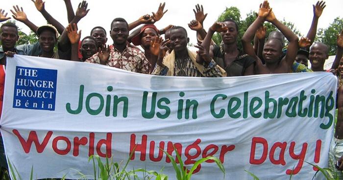 Help end World Hunger!