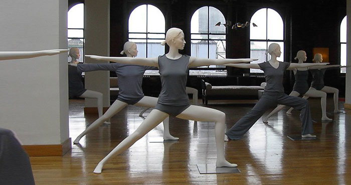 The yoga-industrial complex –stripping away the essence of yoga