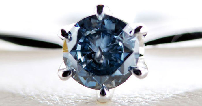 You can have your ashes, or those of a loved one, turned into a diamond.