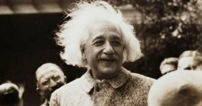 Einstein faith
