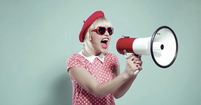Learn to discern when to speak