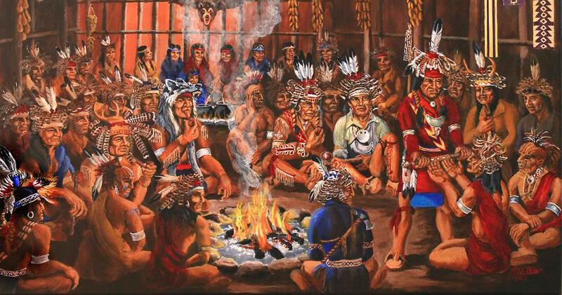 Haudenosaunee gathering