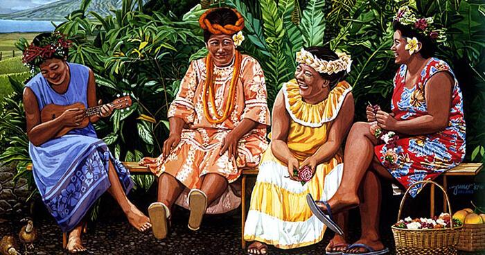 Aloha connects