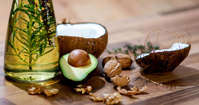 Healthy fats for endocrine function