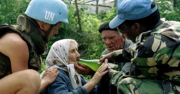 Humanitarian Values